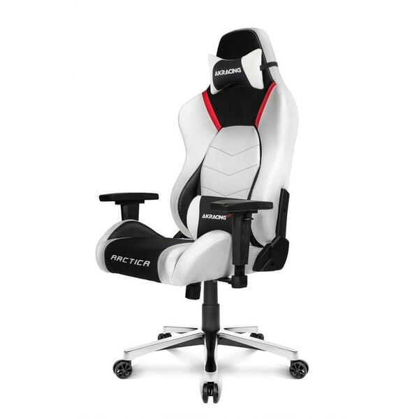 AK Racing  AKRacing Masters Series Premium Gaming Chair - Arctica - SPECIAL OFFER