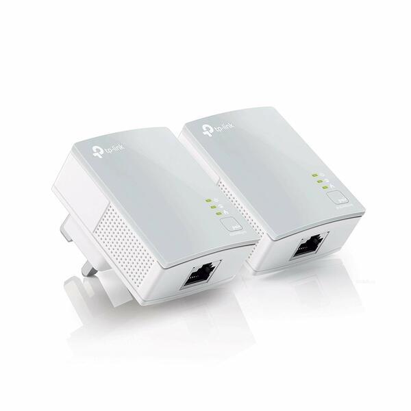 TP-LINK  600Mb Powerline Kit v3 2 PACK
