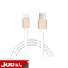 JEDEL  Lightning 8 pin to USB Sync/Charging Cable for Apple iPhone 1m Image