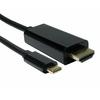 Generic  3.0 Mtr USB3 Type C To HDMI 4k 60hz Image