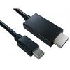 Generic  2m Mini Display Port To HDMI Image