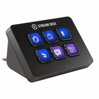 Elgato  Elgato Stream Deck Mini Customizable LCD Content Creation Controller