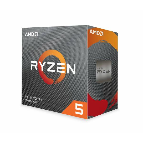 AMD 100-100000031BOX Ryzen 5 3600 Processor - Retail Boxed