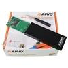 Maiwo  USB 3.1 M.2 SSD Enclosure Black Image