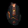Canyon  Hazard USB Gaming Mouse - Black / Orange Image