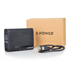 2 Power  NanoWave 3 USB Type C & A 5000mAh Nano Power Bank Image