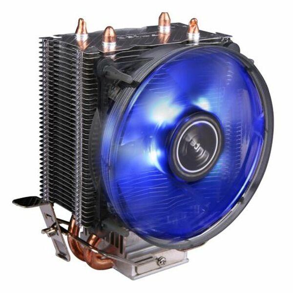 ANTEC  A30 Heatsink & Fan, Intel & AMD Sockets, Whisper-quiet 9.2cm LED Fan, Rifle B