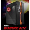 MSI  MAG VAMPIRIC 011C Mid Tower Gaming Computer Case - Black AMD RYZEN Edition - SPECIAL OFFER Image