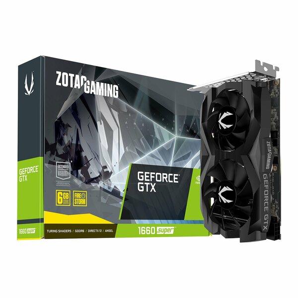 Zotac  GeForce GTX 1660 Super 6GB Dual Fan Graphics Card * maximum 1 card per customer