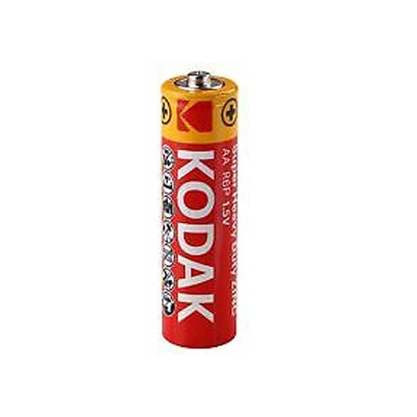 Kodak  AA Zinc Super Heavy Duty AA 6RP 1.5v Battery