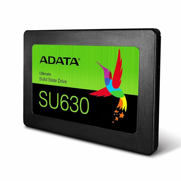 Adata ASU630SS-480GQ-R 480GB Ultimate SU630 SSD, 2.5