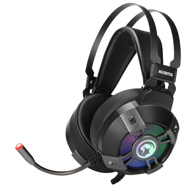 MARVO  7.1 Virtual Surround Sound RGB LED Gaming Headset  - Daily Deal Offer