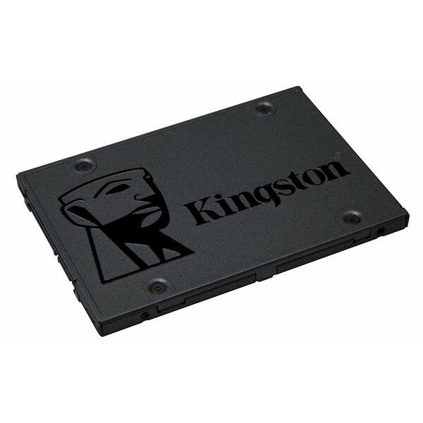 Kingston  960GB Kingston A400 SSD, 2.5`, SATA III - 6 G/bs, Up to 500MB/s Read - SPECIAL OFFER