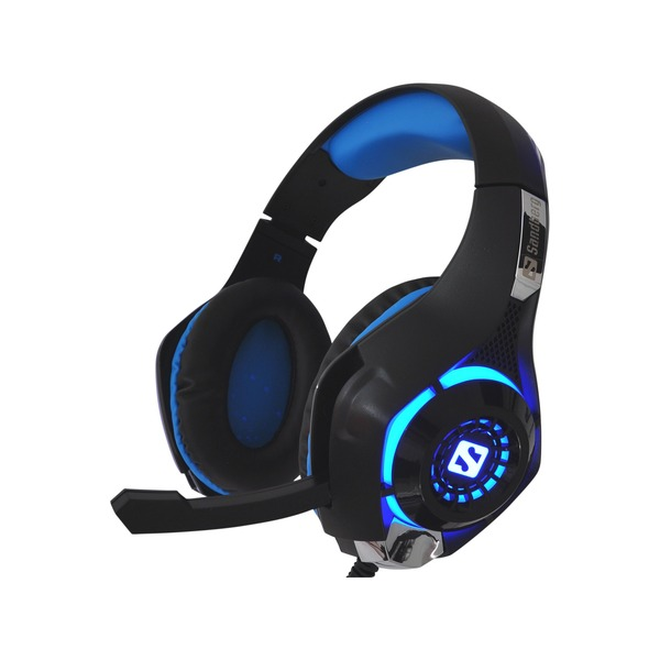 Sandberg  Twister stylish gaming headset, Mini Jack Connection