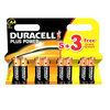 Duracell MN1500B58 Plus Power AA 8 Pack Image