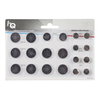 NEDIS  Lithium/Alkaline Button Cell Battery CR2016 / CR2032 / CR2025 / CR1620 / LR43 / LR Image