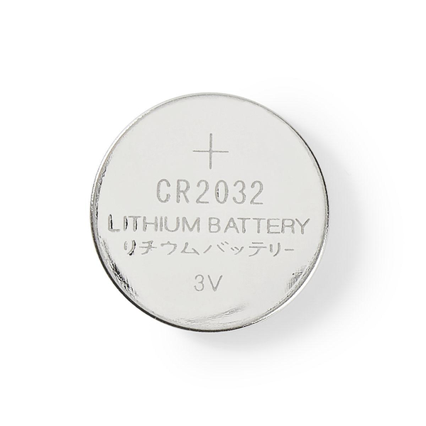 NEDIS  Lithium Button Cell Battery CR2032 3 V / CMOS BATTERY - SINGLE PACK