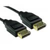 Generic  1Mtr Display Port 1.4 To Display Port 4k / 8k Ready@60hz Image