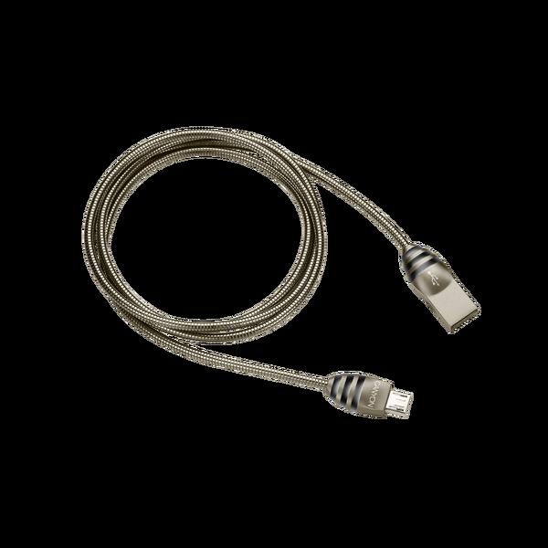Canyon  Stylish Metal Micro USB Sync & Charge Cable