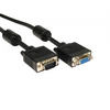 Generic  10M 15 Pin Male To Female VGA Extension Cable Image