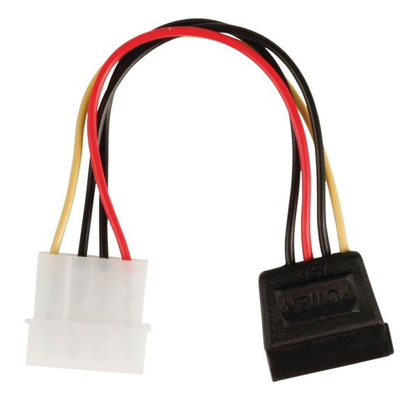 Generic  Molex to SATA Power Adapter
