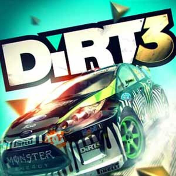 Codemasters  Dirt 3 Digital Steam Code