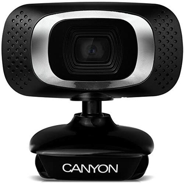 Canyon  HD 720p USB Webcam from Canyon CNE-CWC3N 720p