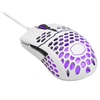 Coolermaster  MM711 USB RGB LED Matte White Gaming Mouse Image