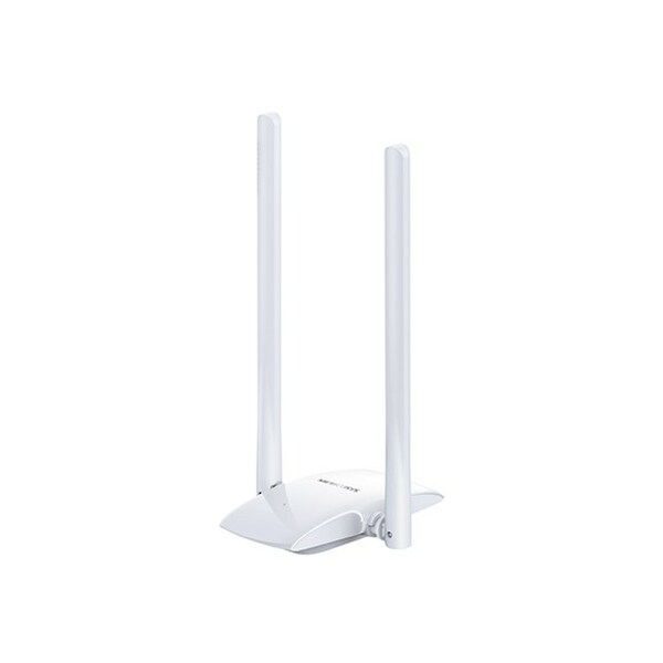 Mercusys  300Mbps High Gain Wireless USB Adapter, 2 Antennas, 2x2 MIMO