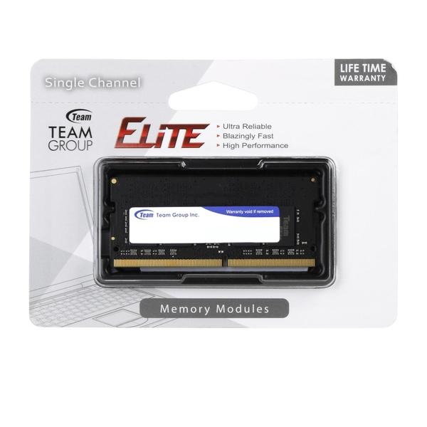 Team Group  8GB No Heatsink (1 x 8GB) DDR4 2400MHz SODIMM System Memory
