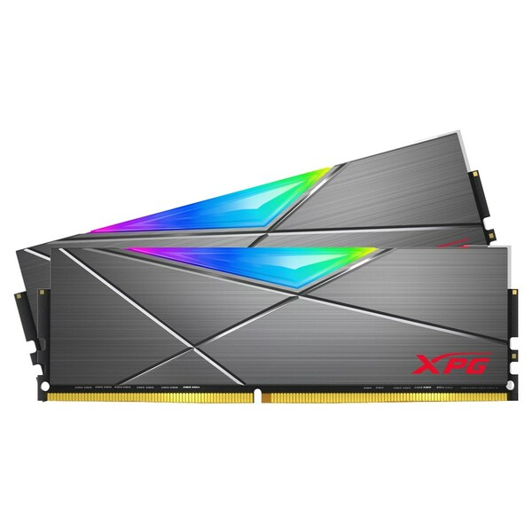 XPG  XPG Spectrix D50 RGB 16GB (2 x 8GB), DDR4, 4133MHz (PC4-33000) CL19, XMP 2.0