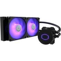 Coolermaster  MasterLiquid ML240L RGB v2 All-In-One Liquid CPU Cooler