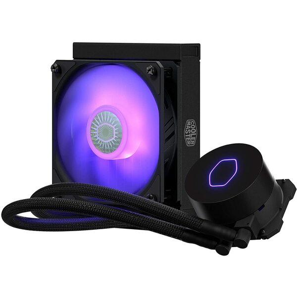Coolermaster  MasterLiquid ML120L RGB v2 All-In-One Liquid CPU Cooler