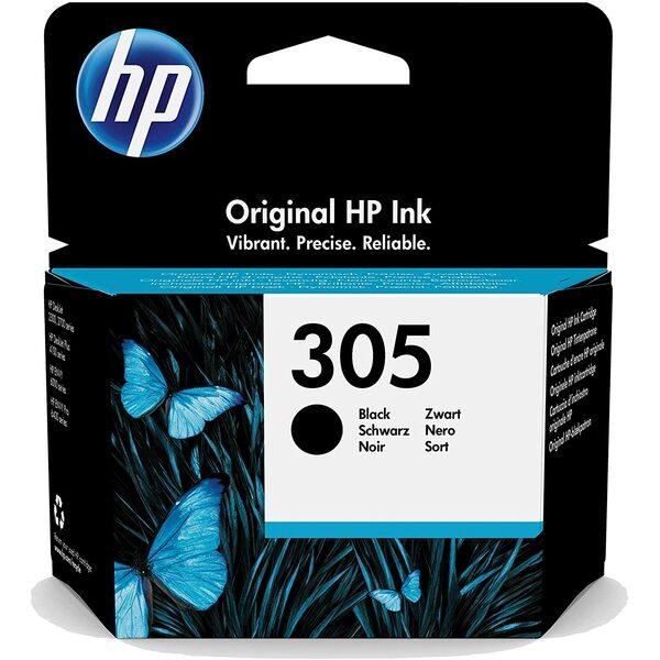 HP 3YM61AE HP 305 - Print Cartridge - 1 X BLACK - 120 Page Yeild - Special Offer