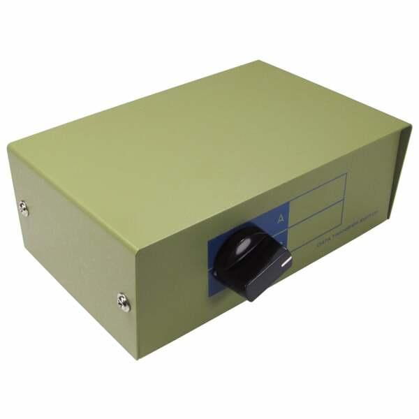 Generic  USB Manual Switch Box - Metal