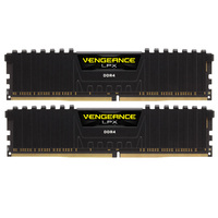 Corsair  Corsair Vengeance LPX 16GB Memory Kit (2 x 8GB), DDR4, 3200MHz (PC4-25600) Ryzen Optimised Memory