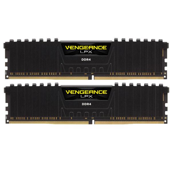 Corsair  Corsair Vengeance LPX 16GB Memory Kit (2 x 8GB), DDR4, 3200MHz (PC4-25600) Ryzen Optimised Memory