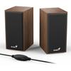 Genius  speaker kit - Wooden - USB Powered Image