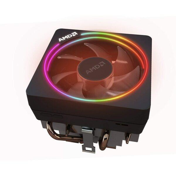 AMD Cooling  AMD Wraith Prism RGB LED CPU Heatsink Cooler OEM