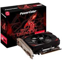 Power Colour  Red Dragon Radeon RX 550 4GB GDDR5 - Maximum 1 per customer / household