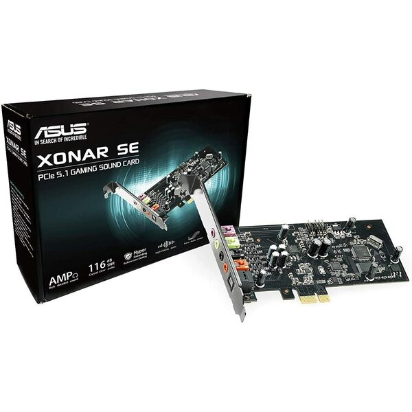 ASUS  7.1 PCI Sound Card Retail Boxed Xonar AE