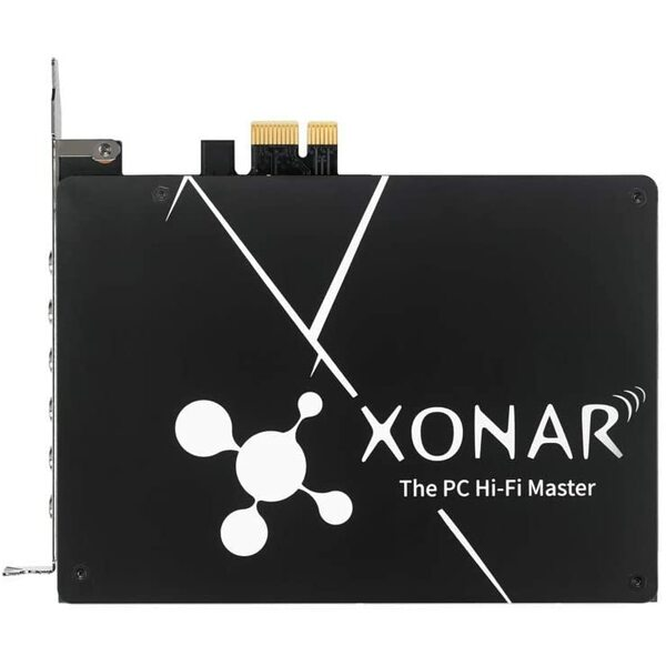 ASUS  5.1 PCI Sound Card Retail Boxed Xonar SE