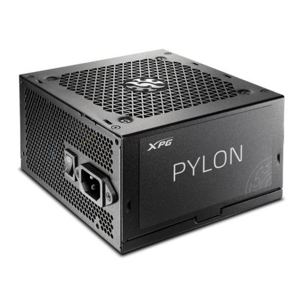 XPG  XPG 650W Pylon PSU, Fully Wired, Fluid Dynamic Fan, 80+ Bronze, Cont. Power