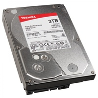 Toshiba  3Tb 3.5 Inch High-Performance Hard Drive 7200 Prm, 64Mb Cache