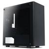 Tecware  Nexus M - Mini Tower Black - TG Side Pannel Image