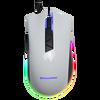 Tecware  Torque Plus - RGB Gaming Mouse (Gloss White) Image
