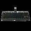 Tecware  Phantom RGB 88-Key Backlit Mech Keyboard (Red Switch) Image
