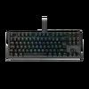 Tecware  Phantom RGB 88-Key Backlit Mech Keyboard (Brown Switch) Image