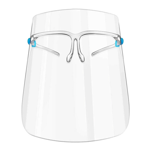 Generic  True Face Shield Full Face Cover 1 pack