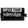 GameMax  750w RPG Rampage Semi Mod 80+ Bronze PSU Image